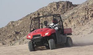 Buggy Tour in Marsa Alam am Morgen mit Kamelreiten
